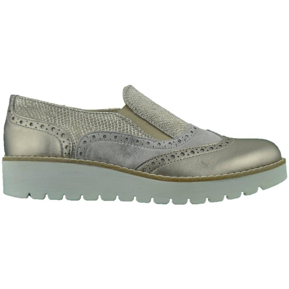 fornire un'ampia selezione di stili di moda tecnologia avanzata Igi&co 1139522 Sneakers Slip On Mocassini Scarpe Basse Donna In Pelle Gold  Oro 39