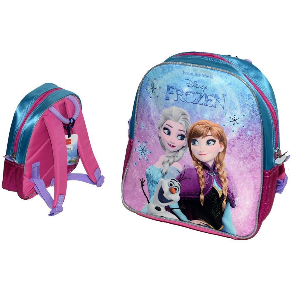 dbffa2f41a Disney - Frozen Zaino Asilo Basic Anna e Elsa - ePRICE