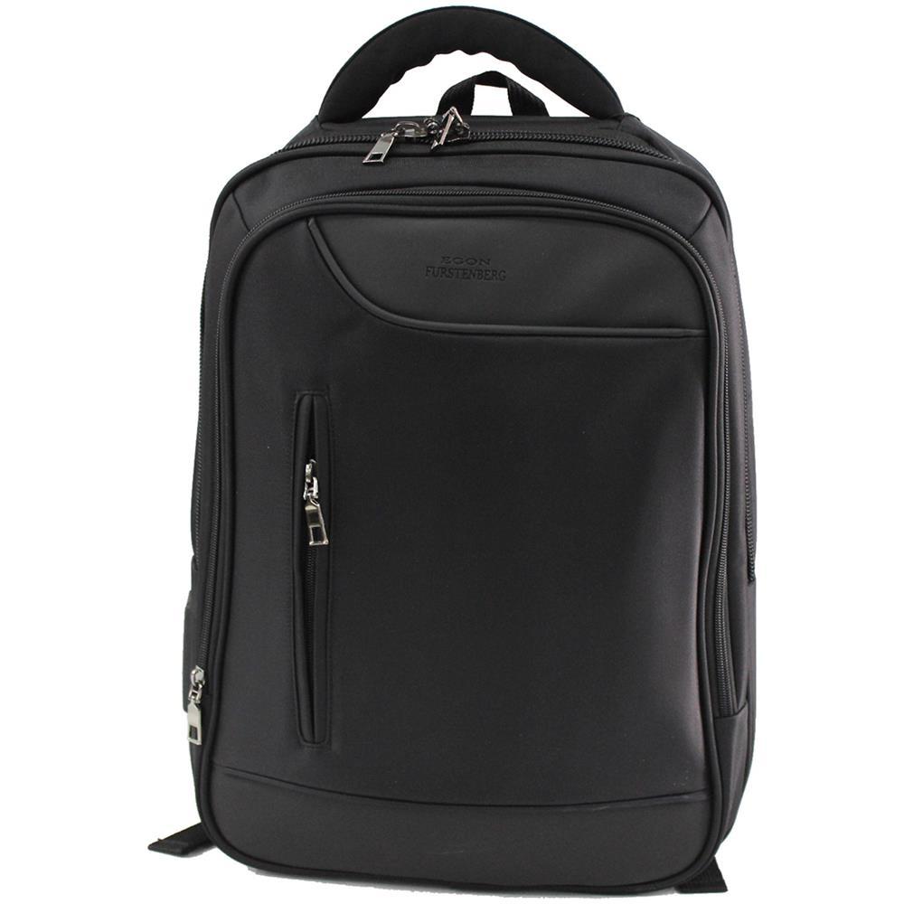 Egon von furstenberg Zaino Viaggio Nylon Modello Grande Porta Tablet Bag681  Nero. Zoom aa0f92d386d