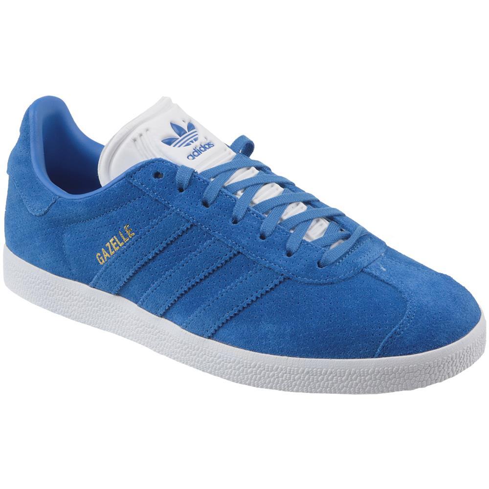 adidas gazelle blu