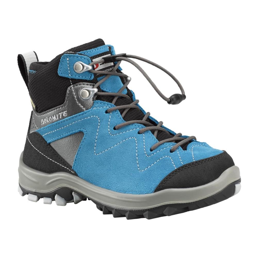 low priced dbe89 6ab11 DOLOMITE Scarpe Trekking Junior Steinbock Kid Gore-tex® - Eu 33.0 Turquoise
