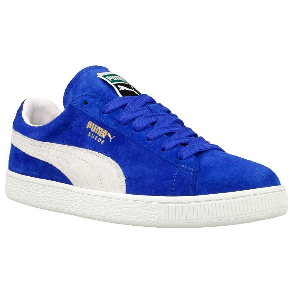 Puma Suede Classic 35263464 azzuro scarpe basse