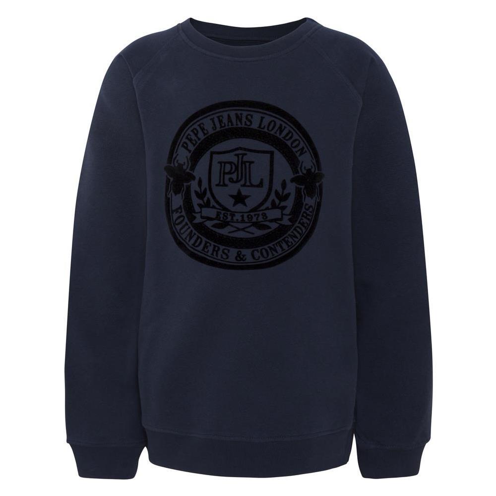 100% authentic 9a1c8 4659f PEPE JEANS - Felpe Pepe Jeans Aidan Abbigliamento Ragazza 6 ...