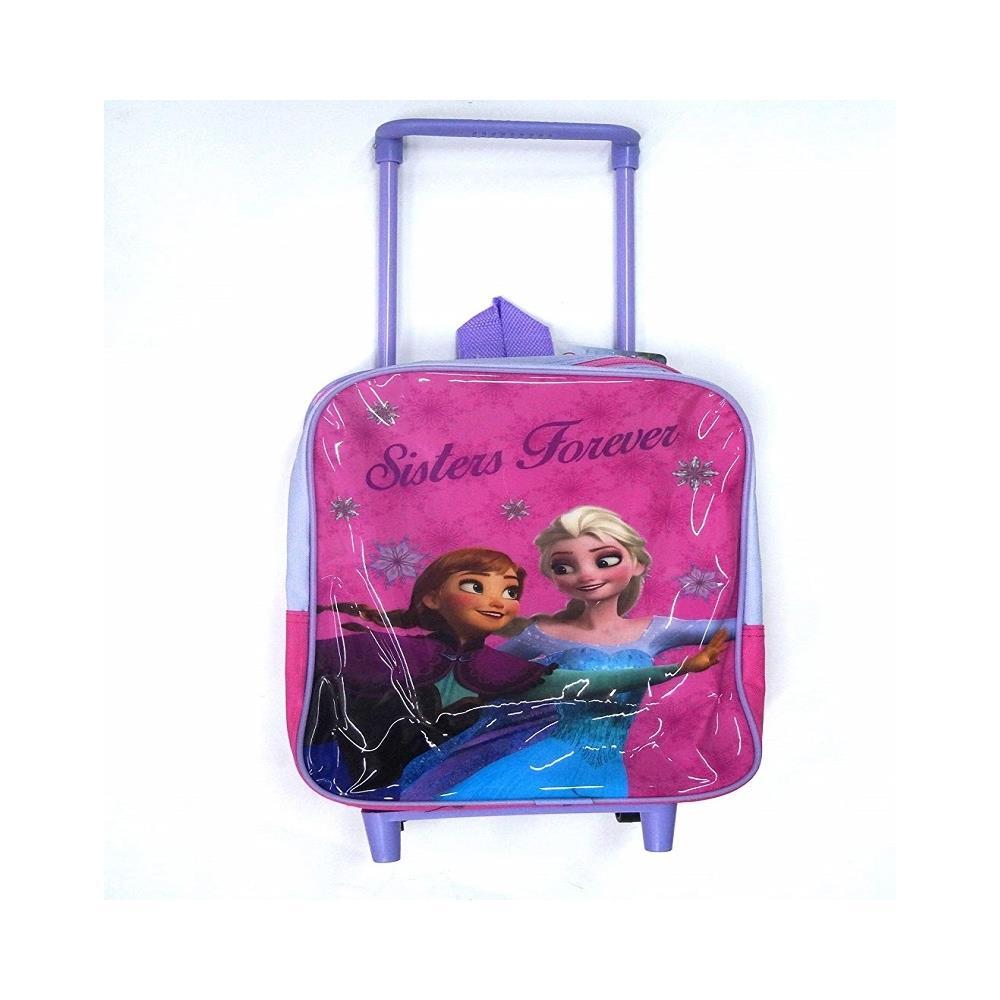 6625d308a6 TrAdE shop Traesio® - Mini Zainetto Zaino Trolley Frozen Anna Elsa Disney  Scuola Pranzo Asilo Bimba - ePRICE