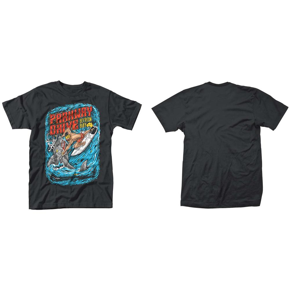 Parkway Drive - Shark Punch (T-Shirt Unisex Tg. S)
