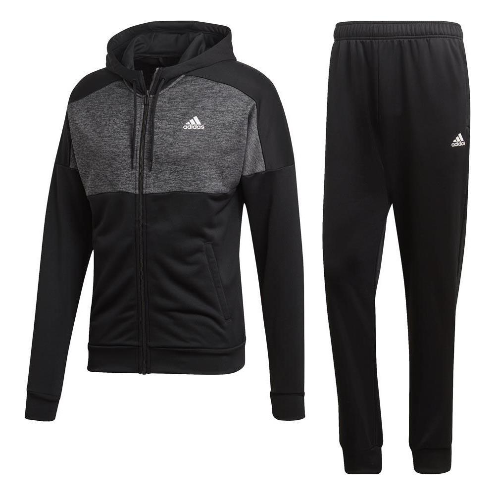tuta adidas uomo l cotone  adidas - Tute Adidas Gametime Abbigliamento Uomo 180 - ePRICE