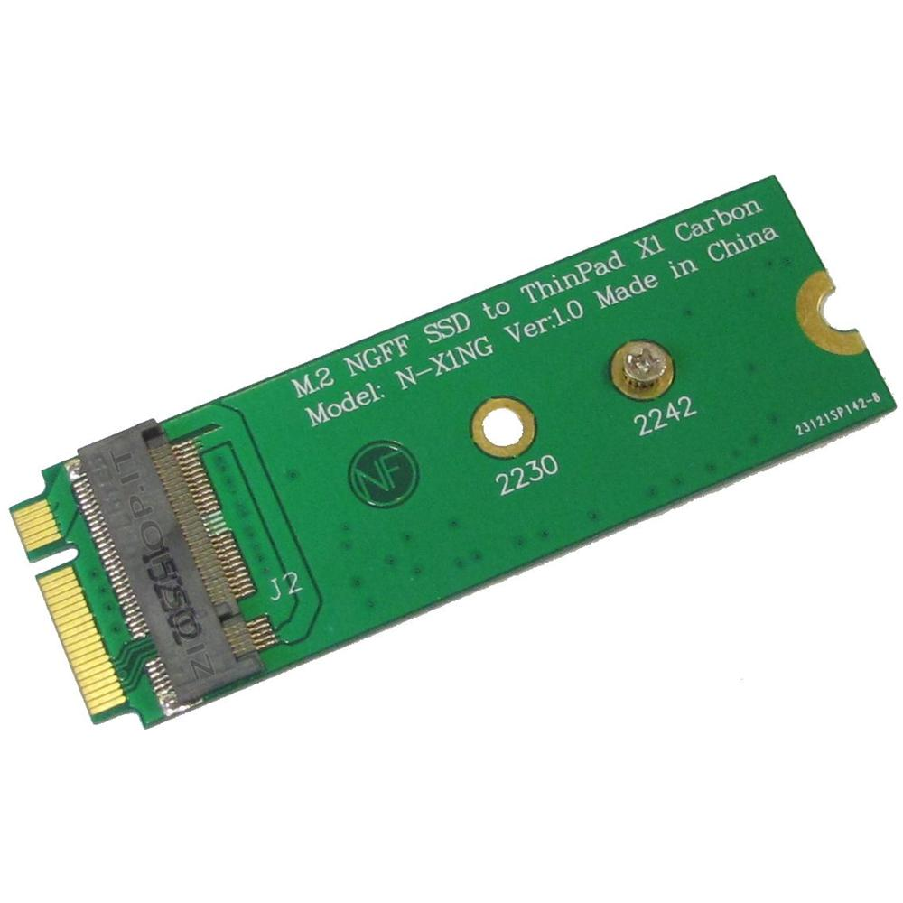 ICT - Adattatore Convertitore M  2 Ngff 2230 2242 Per Lenovo X1
