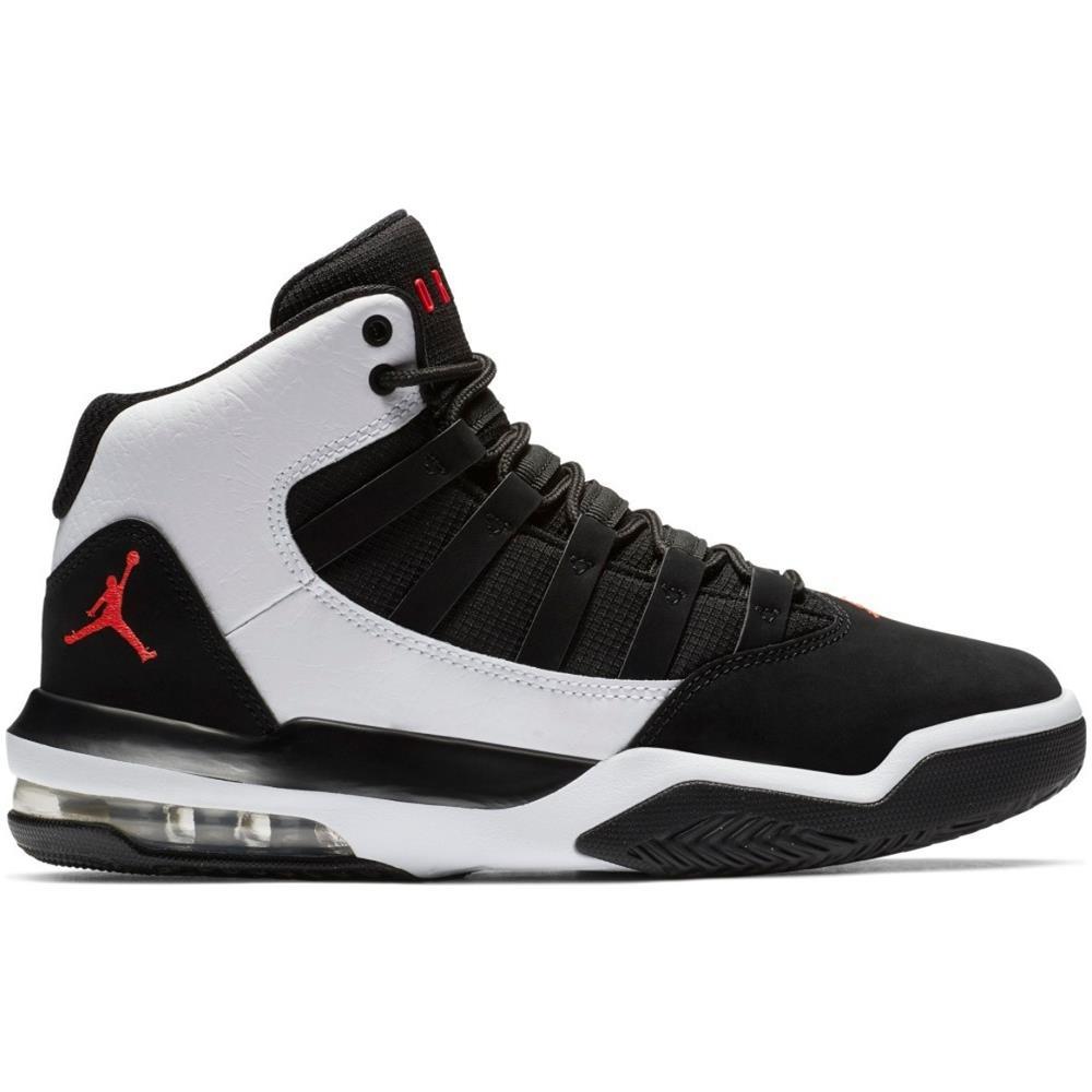 92e61058f2 NIKE - Scarpe Junior Jordan Max Aura Taglia 36 - Colore: Bianco / nero -  ePRICE