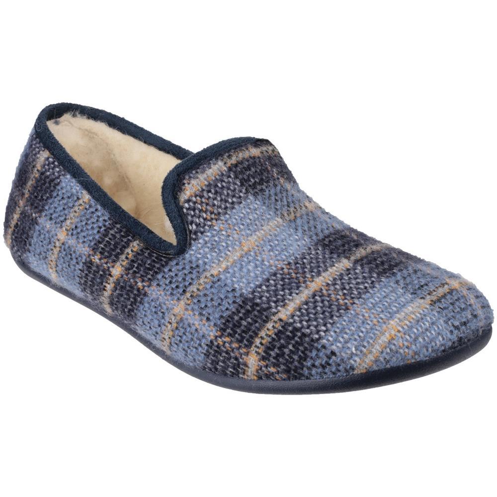 Cotswold - Wallis Pantofole In Tartan Uomo (45 Eu) (blu) - ePRICE bdc8cc963c4