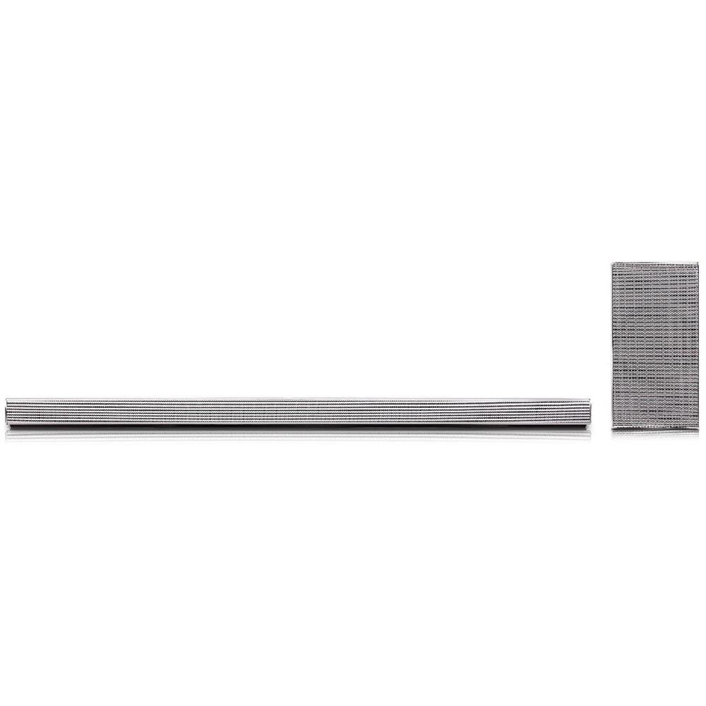 LG Soundbar SH7 4 1 Subwoofer Wireless Potenza totale 360 W Bluetooth HDMI  / USB Argento