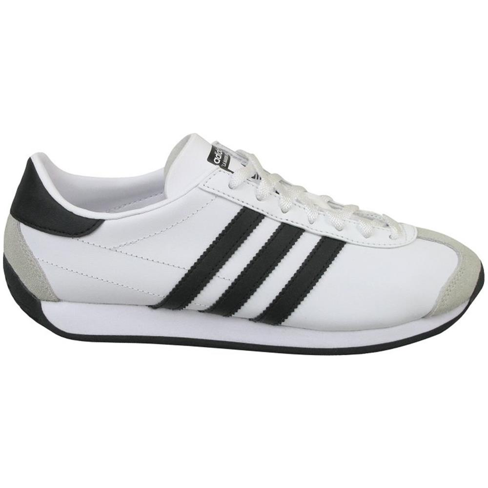 official photos ee521 a70f1 Adidas - Country Og J S80227 Colore  Bianco Taglia  36.6 - ePRICE