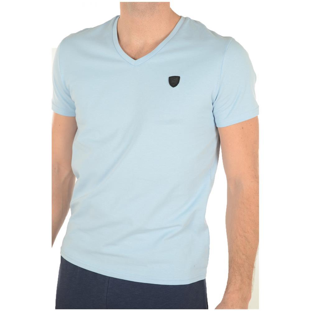 5d38f7d4d95c PEPE JEANS - T-shirts Pm502293 Luke Uomo