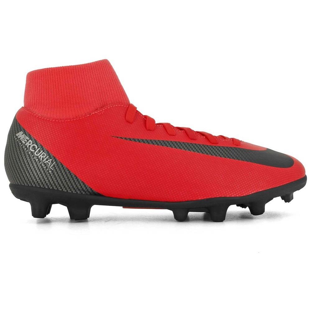 5bc0d4483 NIKE Scarpe Calcio Nike Mercurial Cr7 Superfly Vi Club Fg Built On Dreams  Pack Taglia 41 - Colore: Rosso / argento