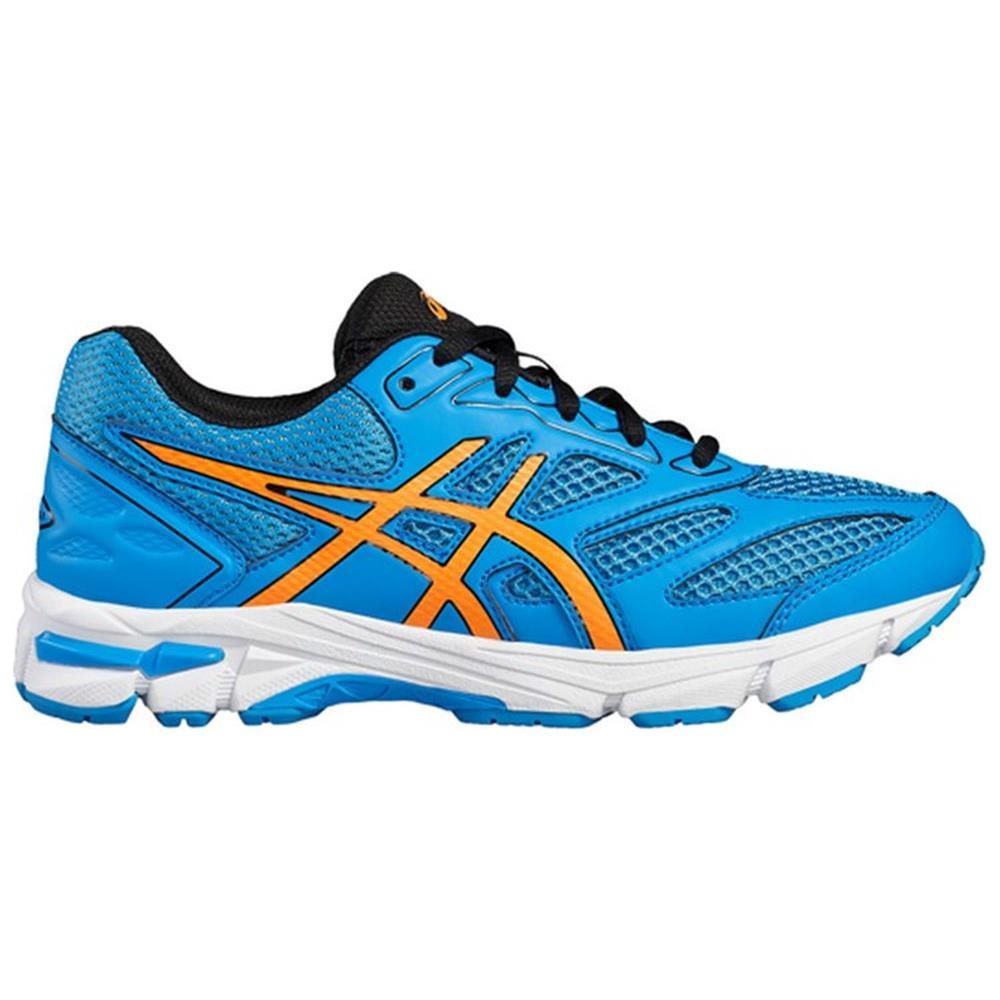 Asics Junior Gelpulse 8 C625N4330 arancione scarpe basse