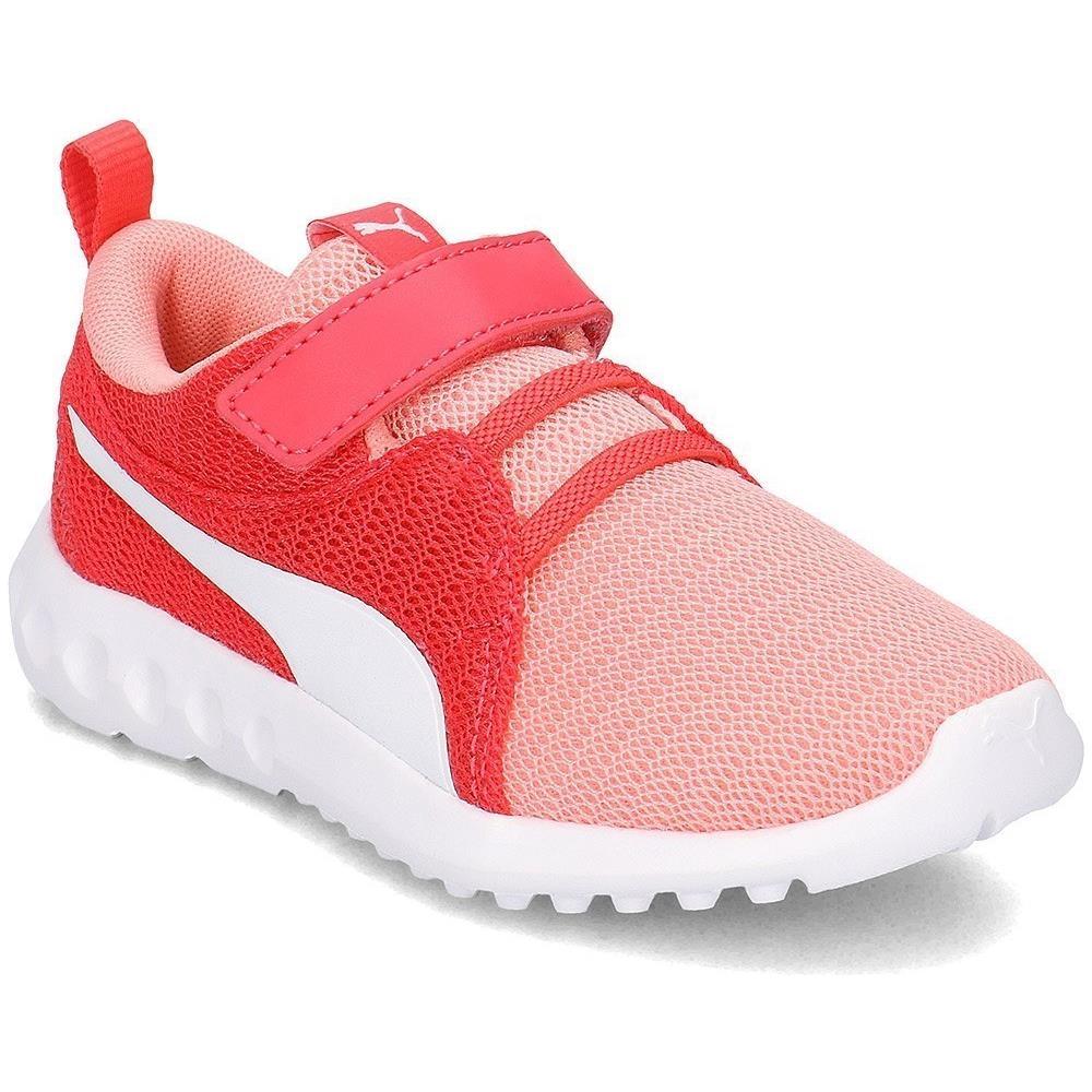 Puma Carson 2 V PS 19056508 rosa scarpe basse