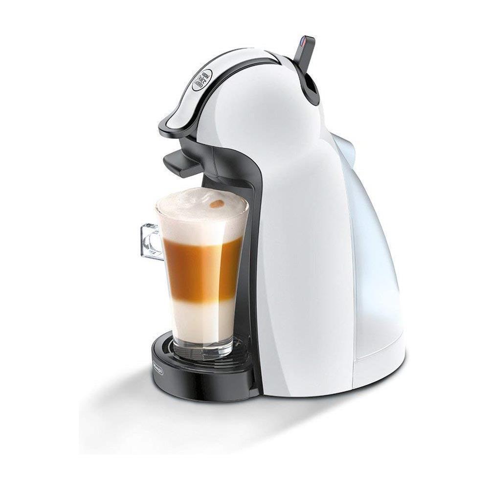 more photos 94e84 998d0 DE LONGHI Macchina del Caffè EDG100. W Nescafè Dolce Gusto a Capsule  Potenza 1460 Watt Capacità 0.6 Litri