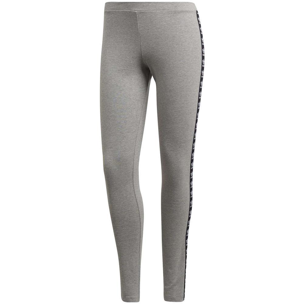 pantaloni adidas leggings grigi