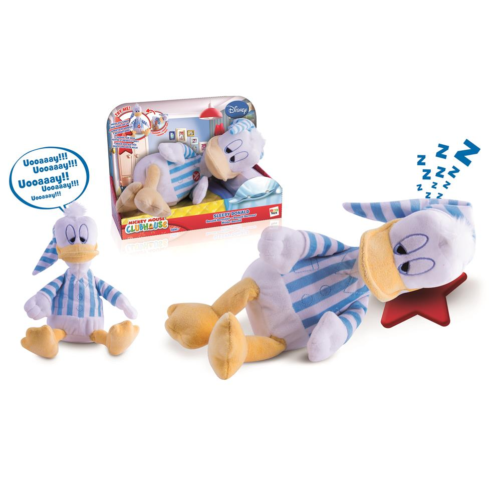 Imc Toys Casa Di Topolino La Peluche Paperino Nanna Eprice