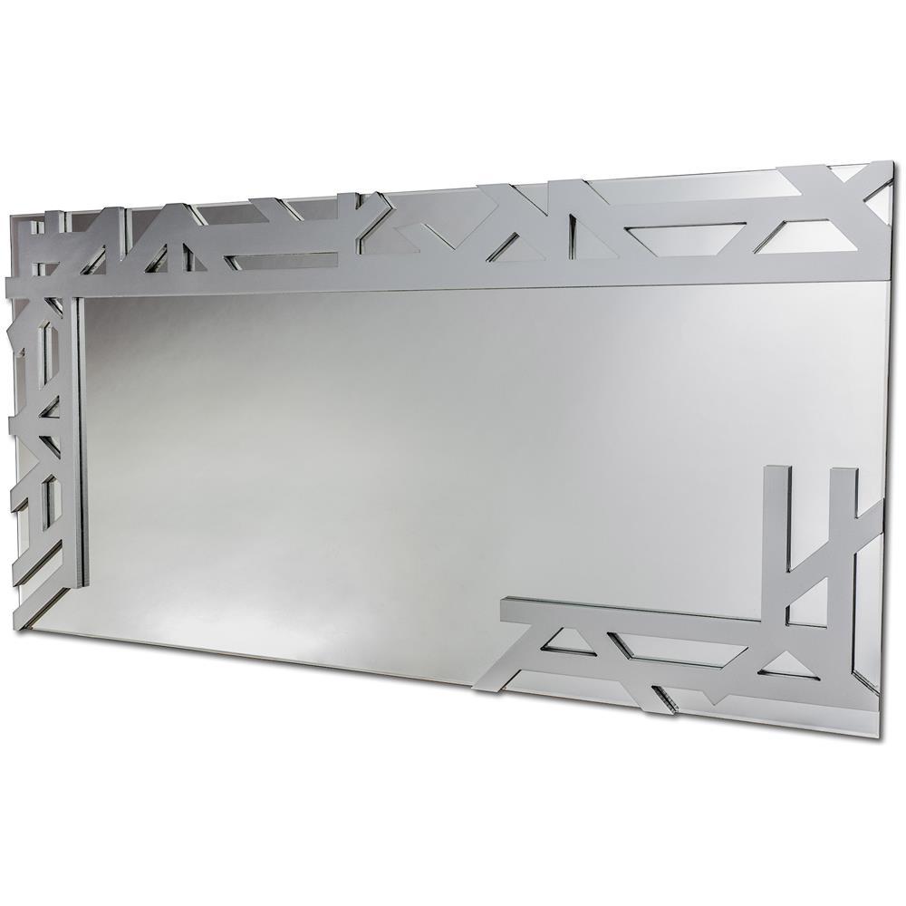 Specchi A Parete Moderni.Dekoarte Specchio Moderno Da Parete Decorativo Con Decorazione