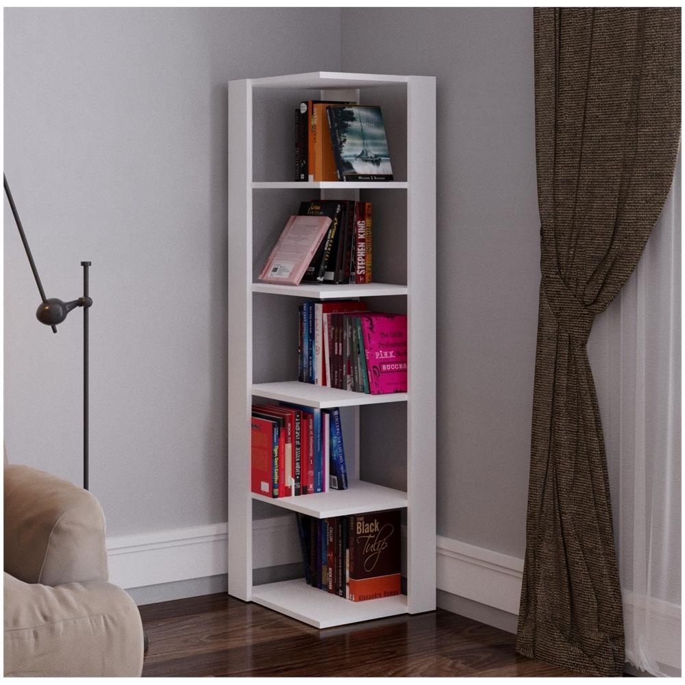HOMIDEA - Ankle Libreria - Mensola Da Angolo - Scaffale Per Libri ...