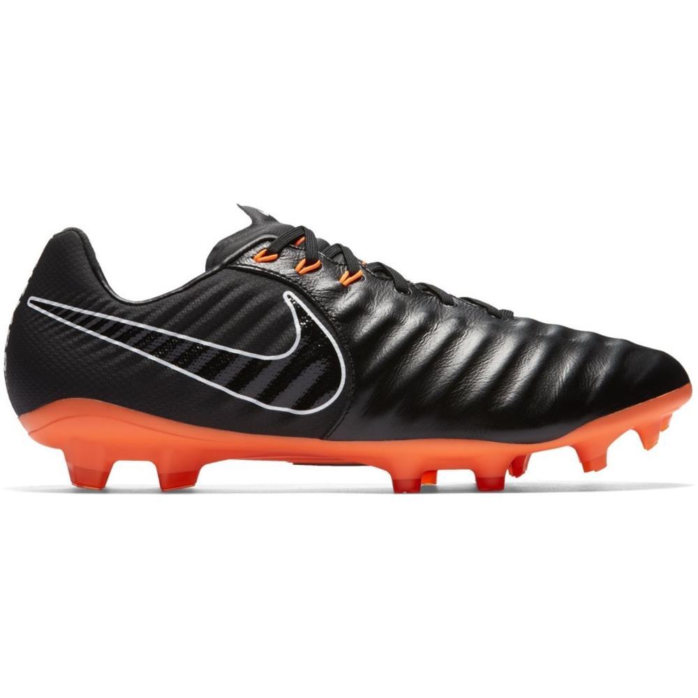 c2422698a02361 NIKE Scarpe Calcio Nike Tiempo Legend Vii Pro Fg Fast Af Pack Taglia 40 -  Colore: Nero / arancio