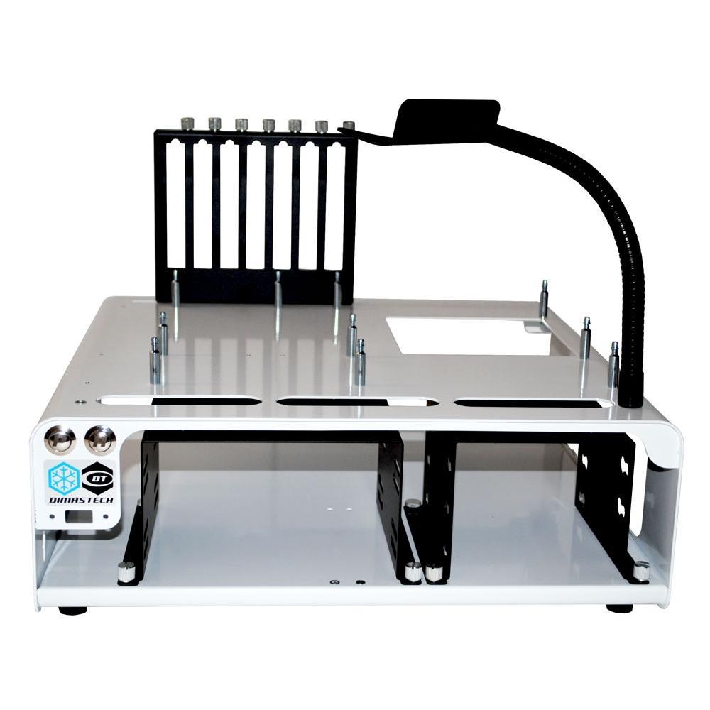 Sensational Dimastech Mini Bench Table Easy V1 0 Bianco Forskolin Free Trial Chair Design Images Forskolin Free Trialorg