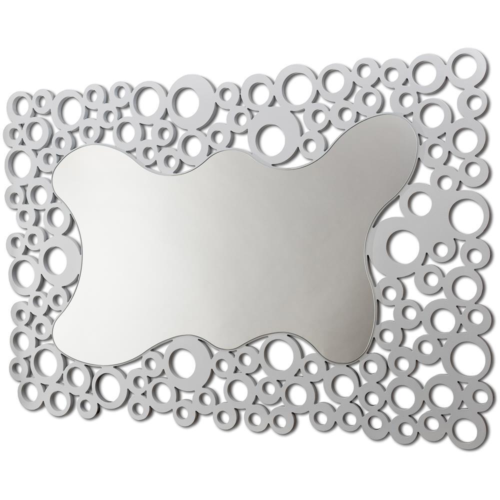 DEKOARTE - Specchio Moderno Da Parete Decorativo, Con Cornice Di ...