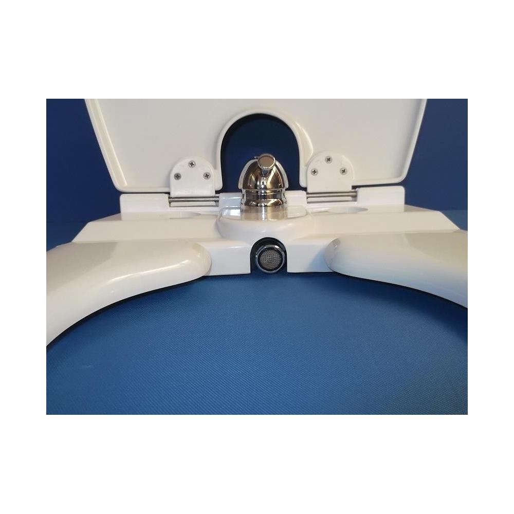 Sedile Copriwater Con Bidet Incorporato.Idrotop Copriwater Con Bidet Sedile Con Funzione Bidet Incorporato