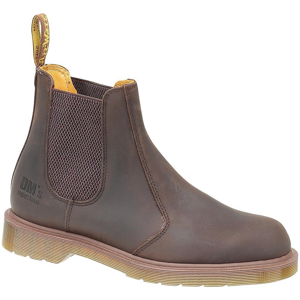 Gvl8250 Pelle 46 Eprice Martens marrone Stivali In Dr Eur Uomo 5IgqRYw