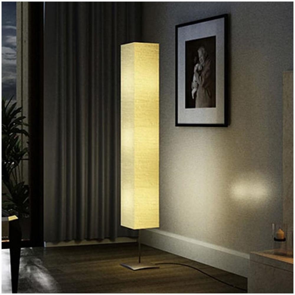 Lampade In Carta Di Riso.Vidaxl Lampada Moderna A Piantana Altezza 1 70 M In Carta