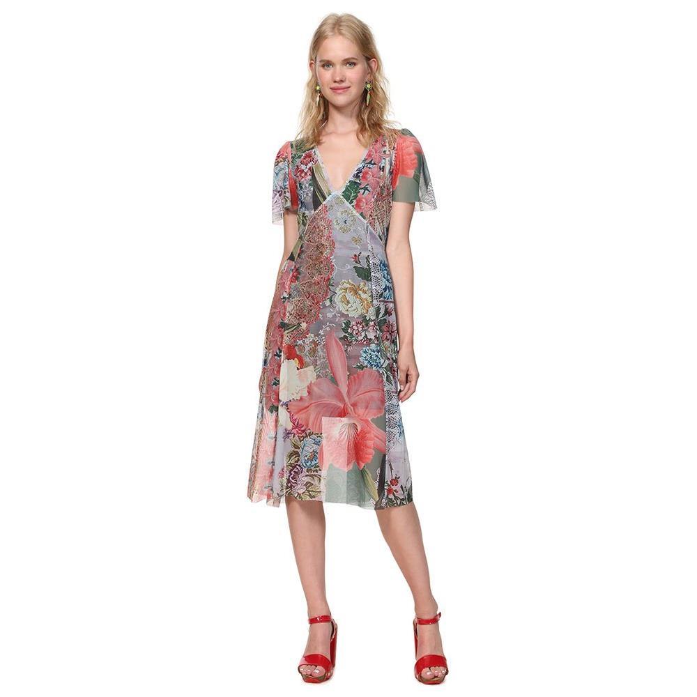 5cea2d8248e12f DESIGUAL - Vestiti Desigual Daria Abbigliamento Donna S - ePRICE