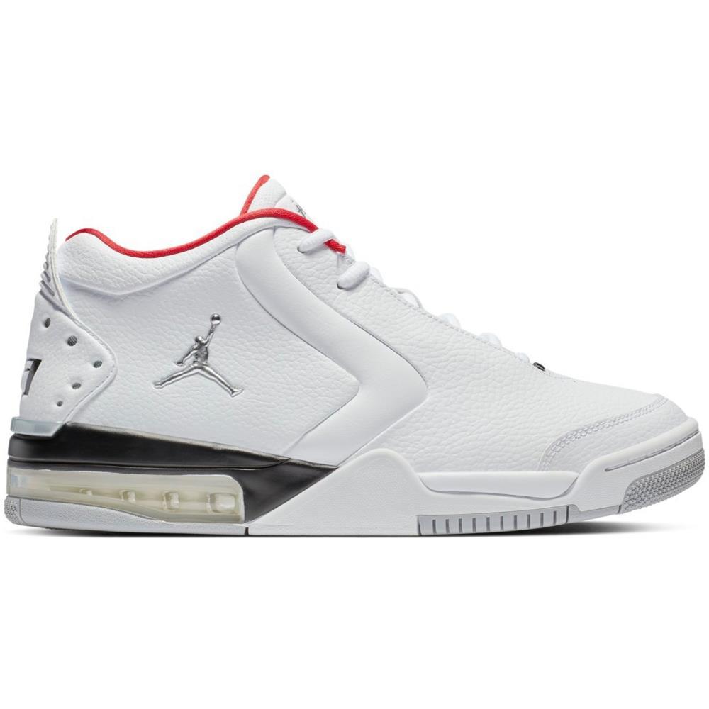 online store 6033b d0fcd ... Scarpe Uomo Jordan Courtiside 23 colore Bianco Nero  NIKE ...