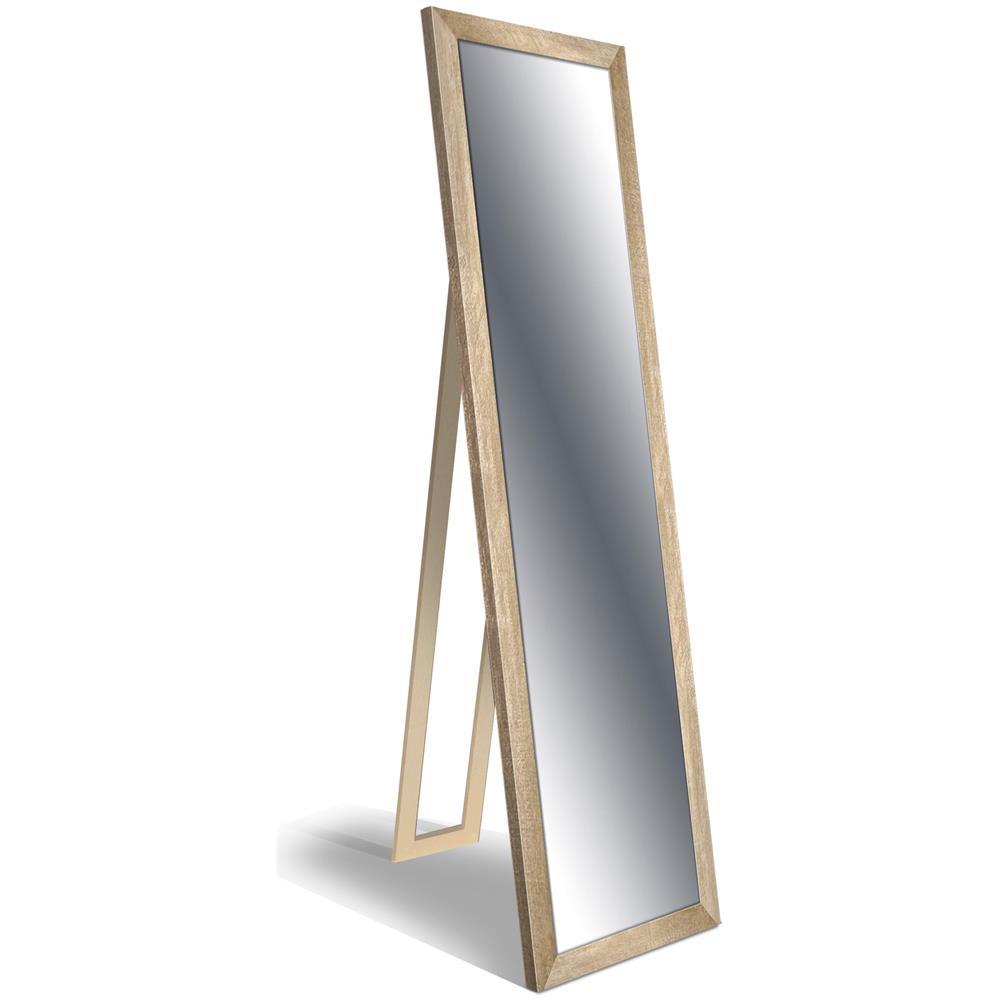 Specchio Da Terra.Lupia Specchio Da Terra Floor Mirror 40x160 Cm Boston Champagne