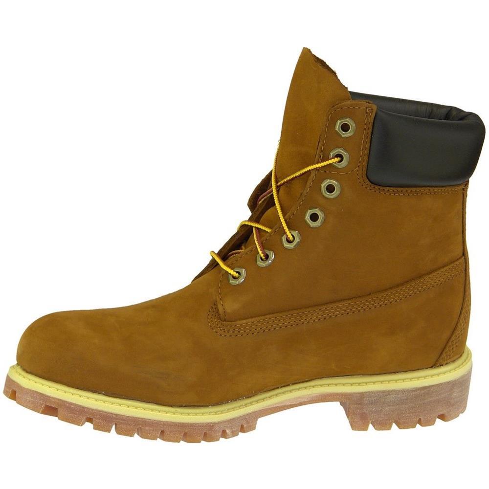 e64f1290f1 TIMBERLAND Scarpe 6 Inch Prem Boot Rust 72066 Taglia 45 Colore Marrone