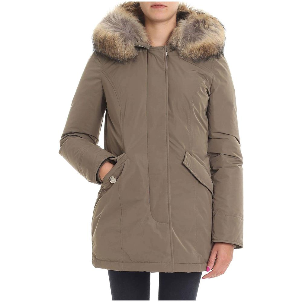 Poliestere Woolrich Outerwear Giacca Wwcps2604cf406202 Donna wIaFpUq