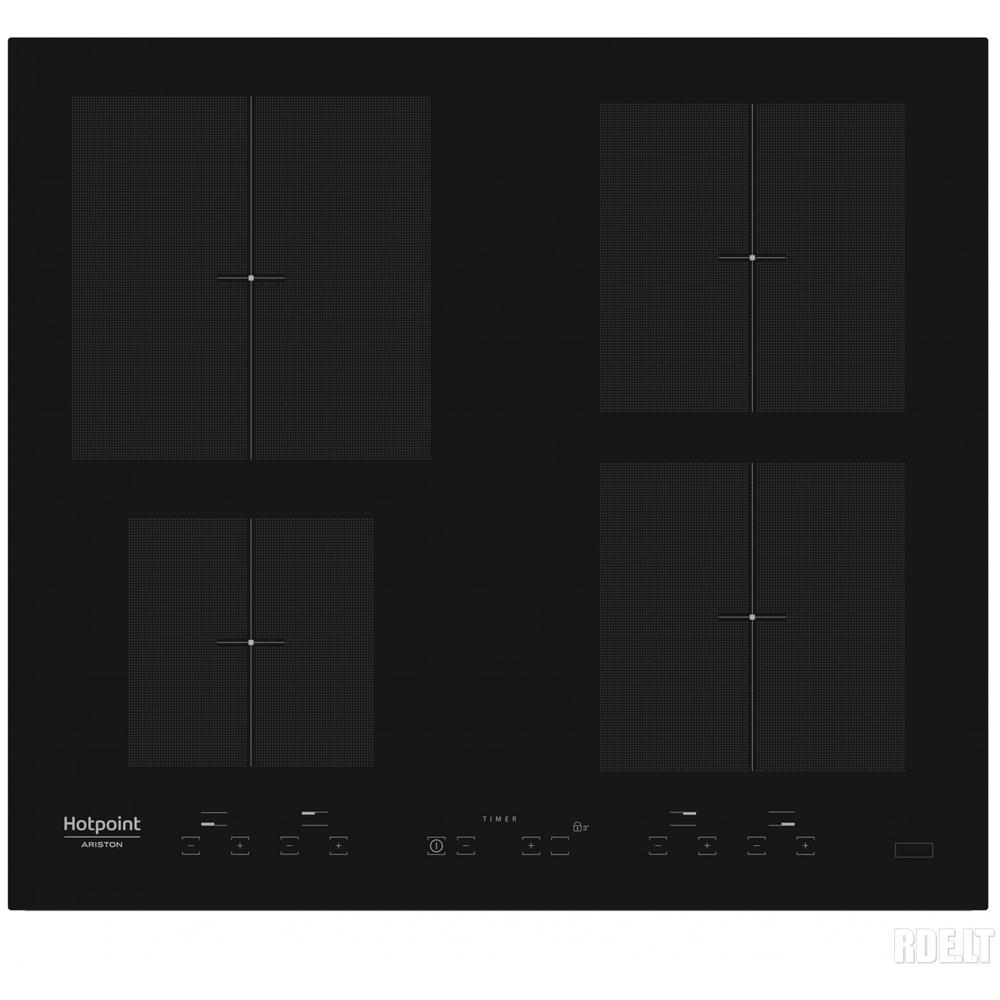 HOTPOINT - Piano Cottura KID 640 C ad Induzione 4 Zone Cottura ...