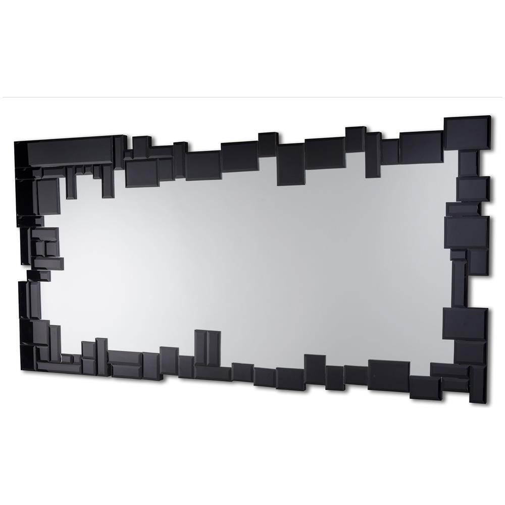 DEKOARTE - Specchio Moderno Da Parete Decorativo Grande Con Cornice ...