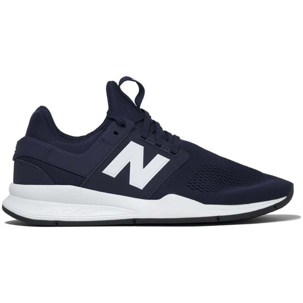 sneakers uomo 43 blu new balance