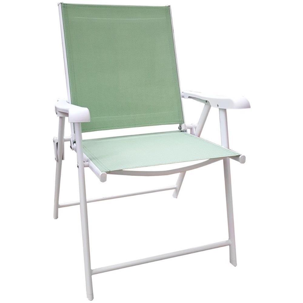 Sedie Pieghevoli Con Braccioli.Gruppo Maruccia Sedie Per Giardino E Campeggio Pieghevole Con Braccioli Verde