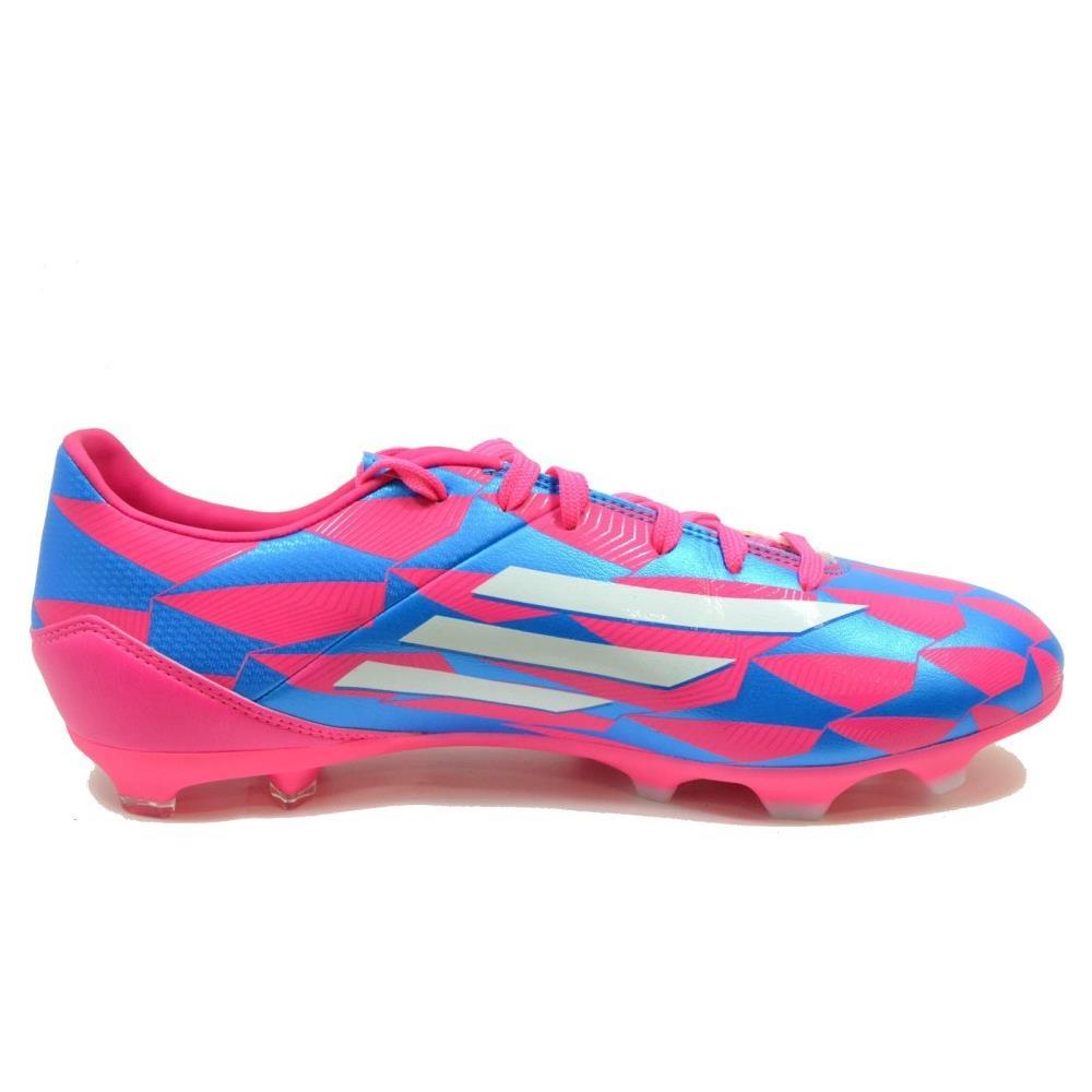 online store ca714 b33a6 Adidas - Scarpe F10 Trx Fg Rosa Azzurro 44 - ePRICE