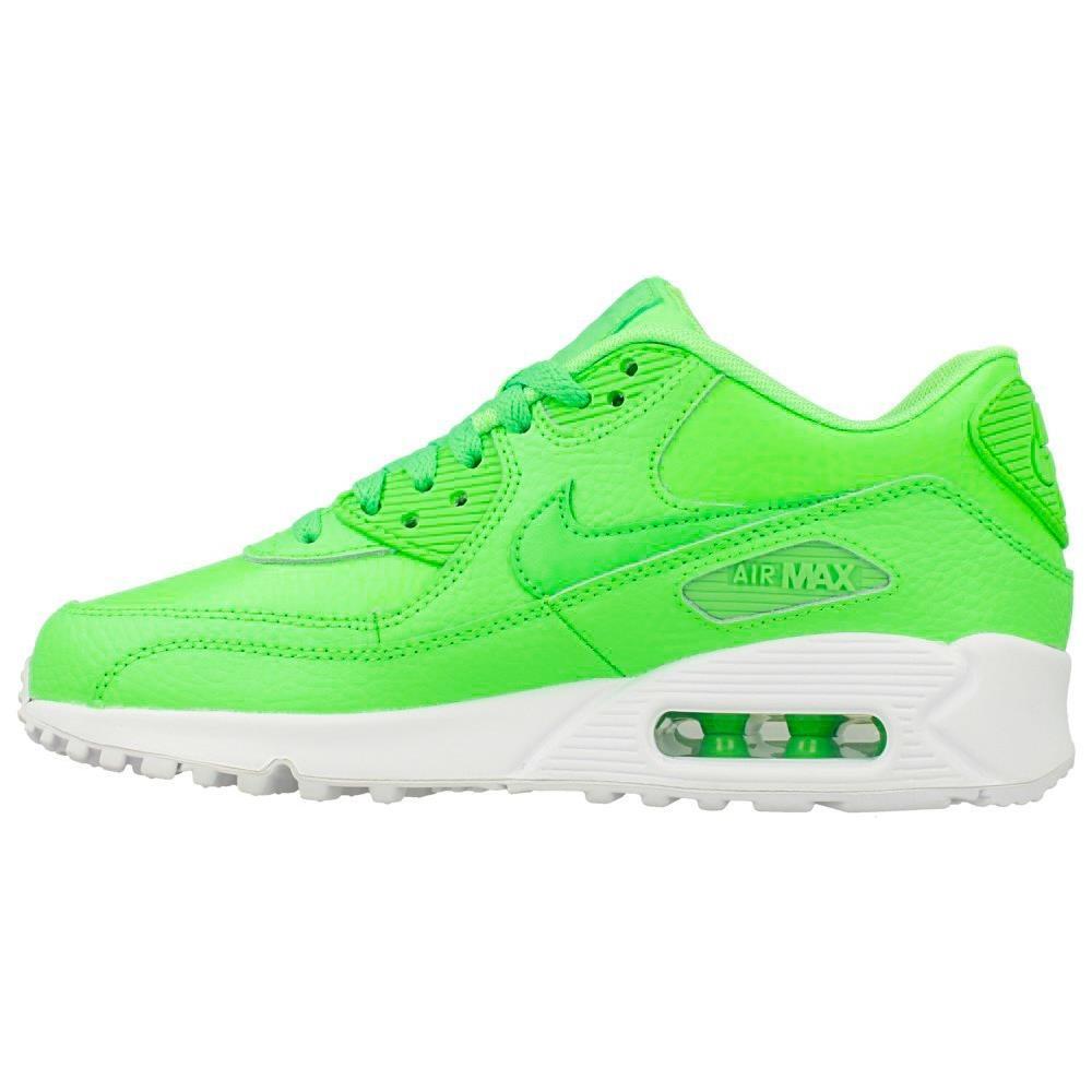 NIKE Scarpe Air Max 90 Ltr Gs 724821300 Taglia 38 Colore Verde