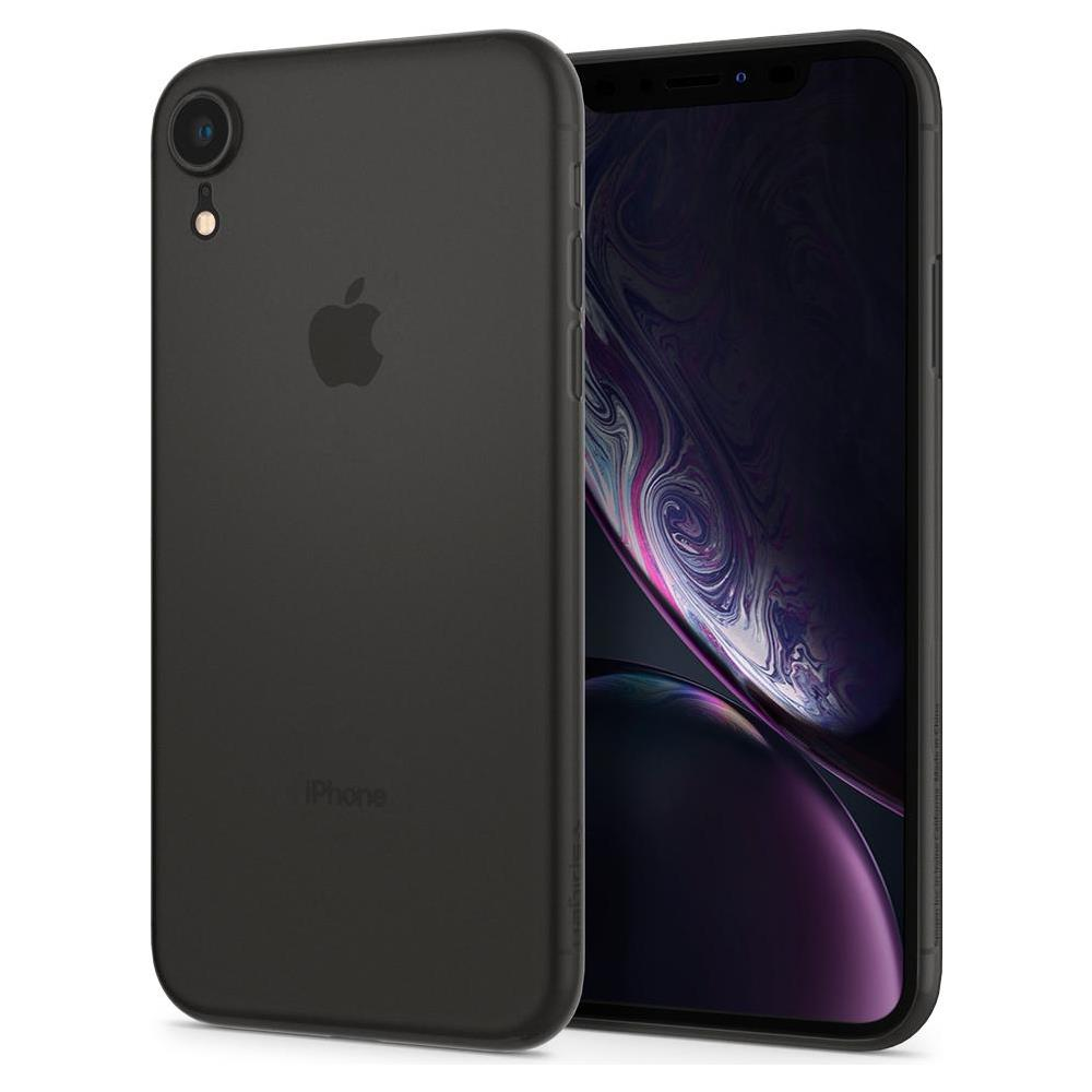 cover iphone xr rigida trasparente
