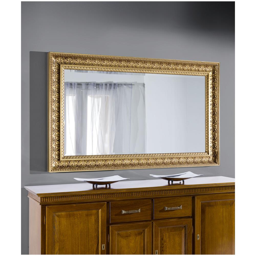 Estea Mobili - Specchio In Legno Artigianale - Made In Italy - ePRICE