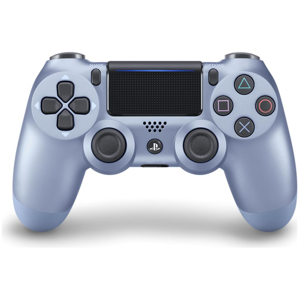 Controller Wireless Analogico / Digitale Bluetooth Playstation4 Dualshock Blu