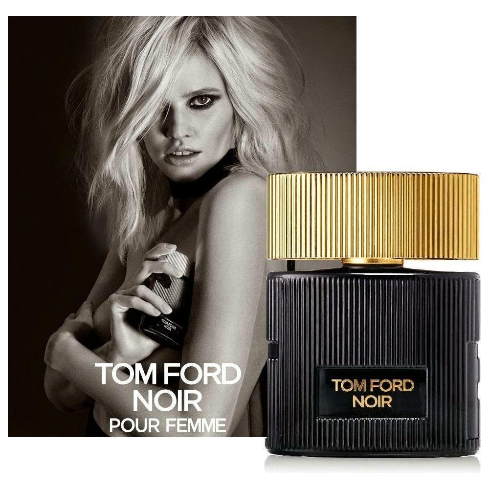 Tom Ford Profumo Edp Eau De Parfum Tom Ford Noir Pour Femme 100 Ml
