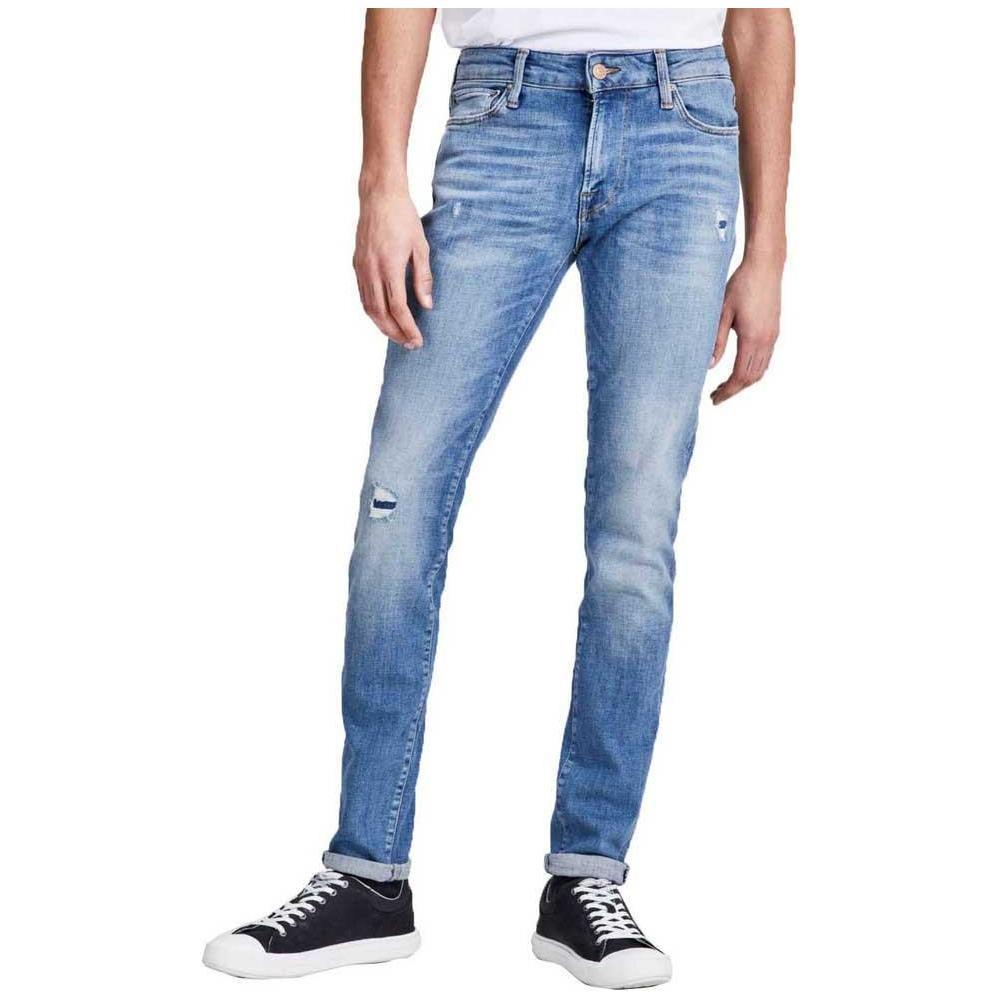 taglia 40 f5f54 20e99 JACK & JONES Pantaloni Jack & Jones Liam Con 070 50 L32 Abbigliamento Uomo  W30-l32
