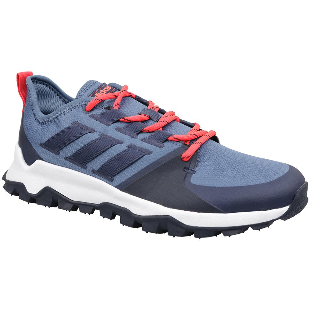 scarpe da corsa adidas uomo blu