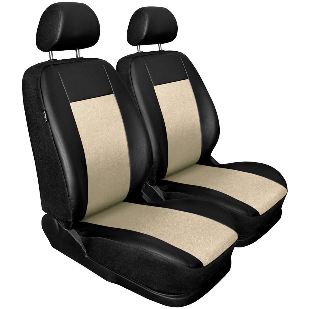 UNE-4 Grigio Universale Set coprisedili auto per FIAT PUNTO II GRANDE EVO 2012