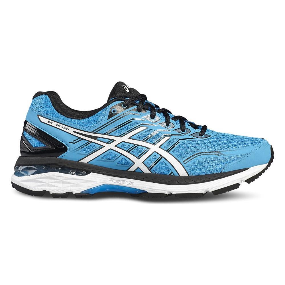 Asics GT 2000 5 T707N4101 azzuro scarpe basse
