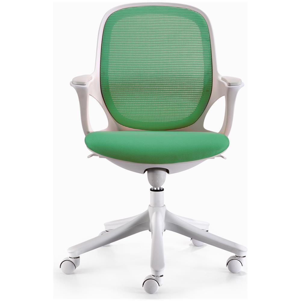 Sedie Da Ufficio Verde.Mendler Sedia Poltrona Ufficio A057 Design Moderno Tessuto Altezza